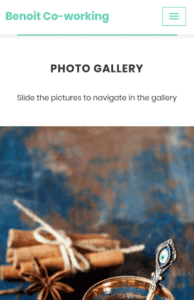 Add a new picture in your photo gallery