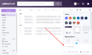 How to send email from your Yahoo Mail account - Step 2
