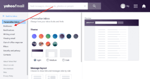 How to send email from your Yahoo Mail account - Step 3