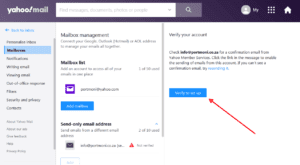 How to send email from your Yahoo Mail account - Step 7