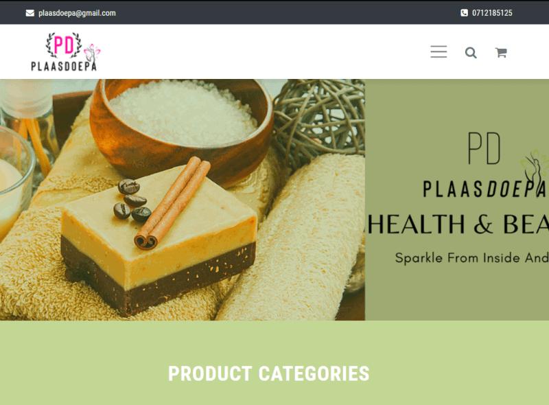 Plaasdoepa Health and Beauty Products