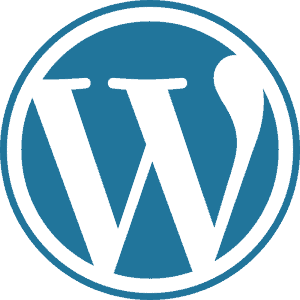 Wordpress Logo - Compare WordPress and Portmoni