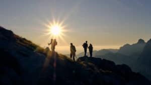 Outdoor Business Ideas : Hiking Guide