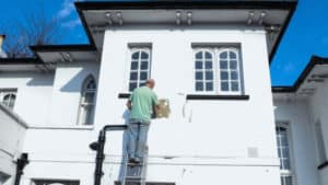 Outdoor Idea: House Painting